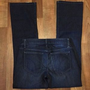 Joes jeans size 28 dark wash style